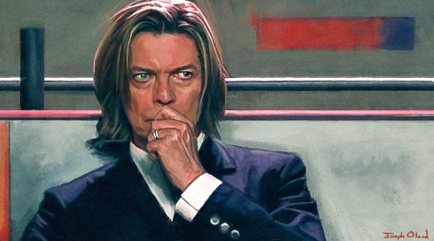 David Bowie post