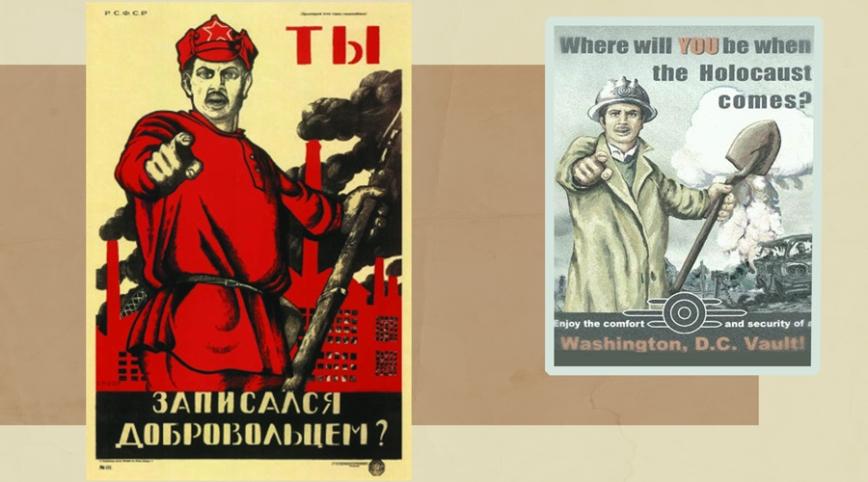 Propaganda post