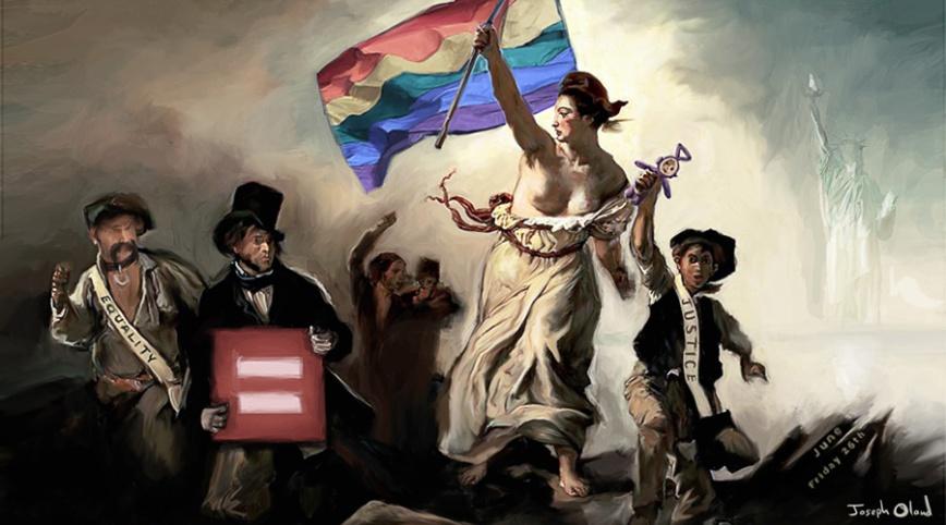 Equality post