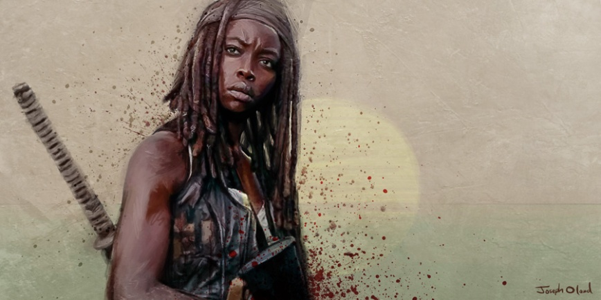Michonne POST