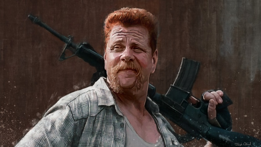 Abraham post