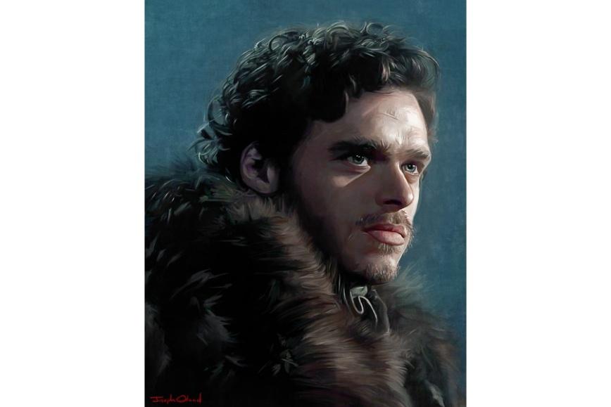 Robb Stark blog