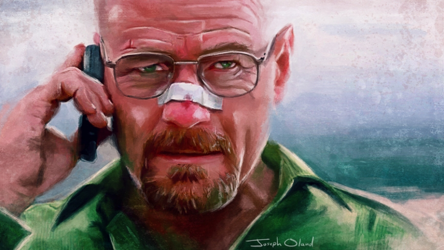 Breaking Bad - I Won blog